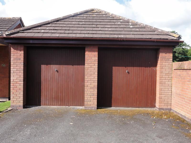Replacement Garage Doors In Wellington Telford