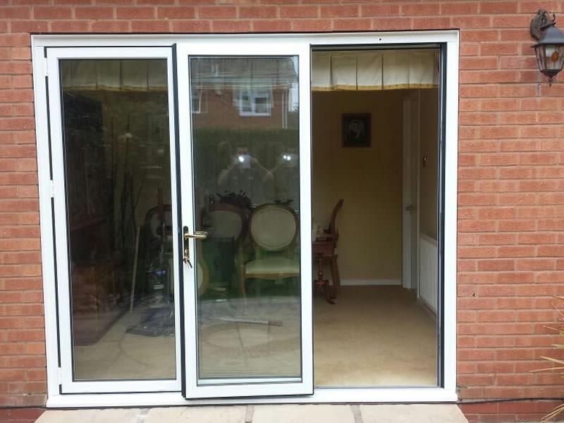 & Bi Folding doors in Muxton Telford Shropshire - C-Thru Windows