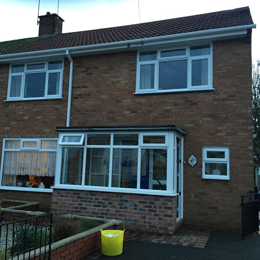 new double glazed windows donnington telford