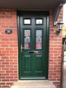 1Composite Door