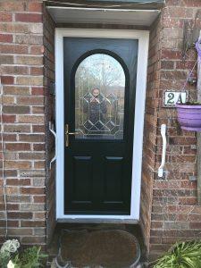 Composite door 1